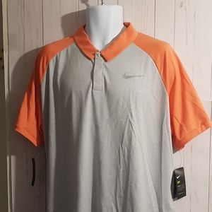 Nike Raglan Polo Shirt